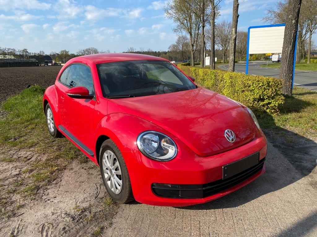Volkswagen Beetle occasion - AutoDubois