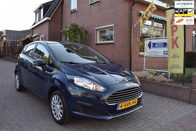 Ford Fiesta 1.0 Style/5 DRS/AIRCO/NAVIGATIE/ELEKTRISCH-PAKKET/NETTE STAAT