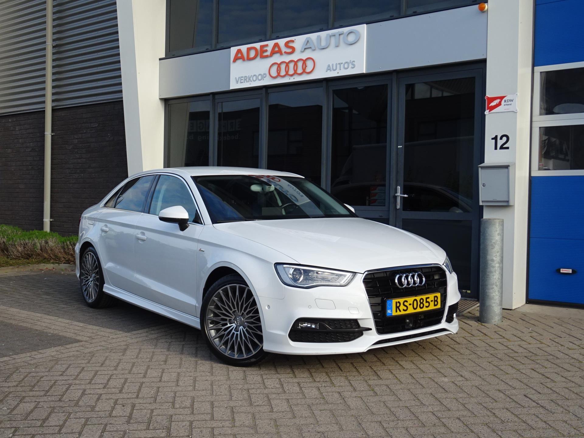 Audi A3 Limousine occasion - Adeas Auto