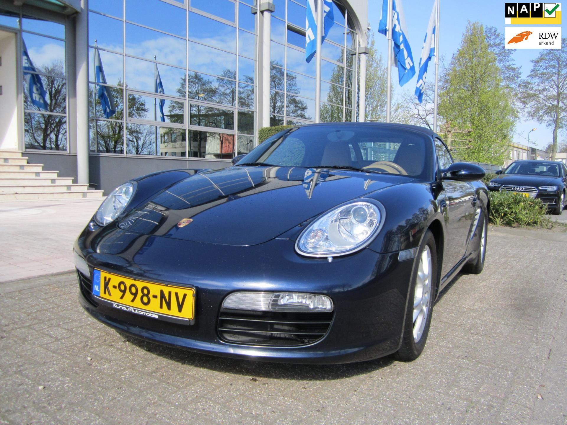 Porsche Boxster occasion - HG Auto's
