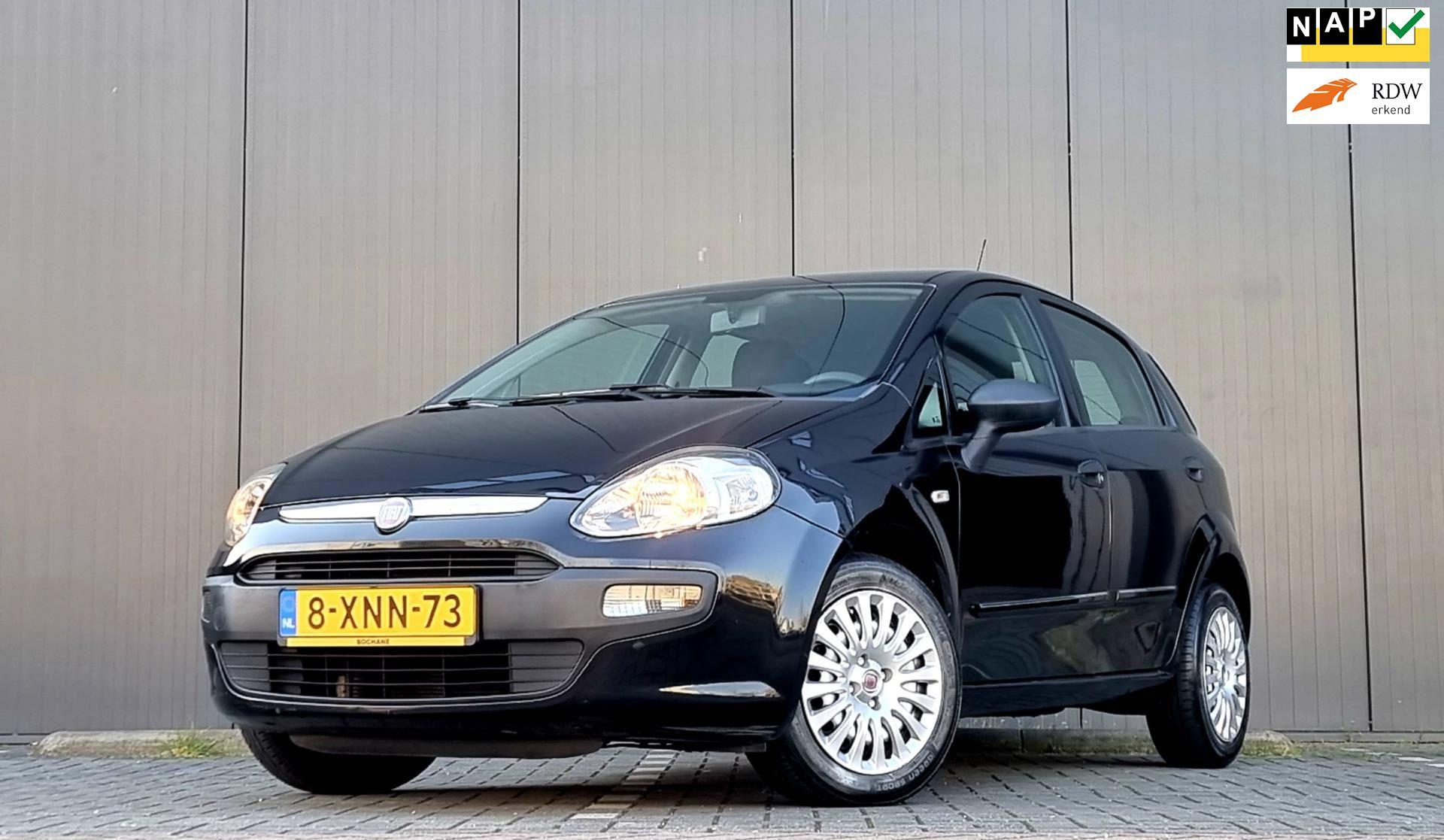 Fiat Punto Evo occasion - van den Boog Automotive