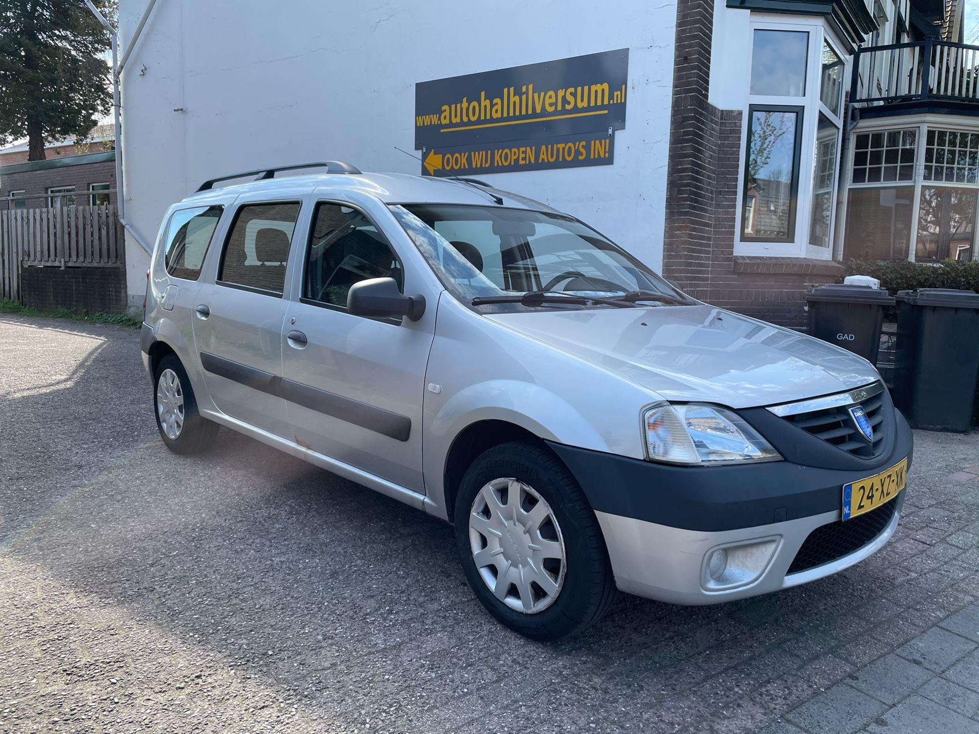 Dacia Logan MCV occasion - Autohal Hilversum