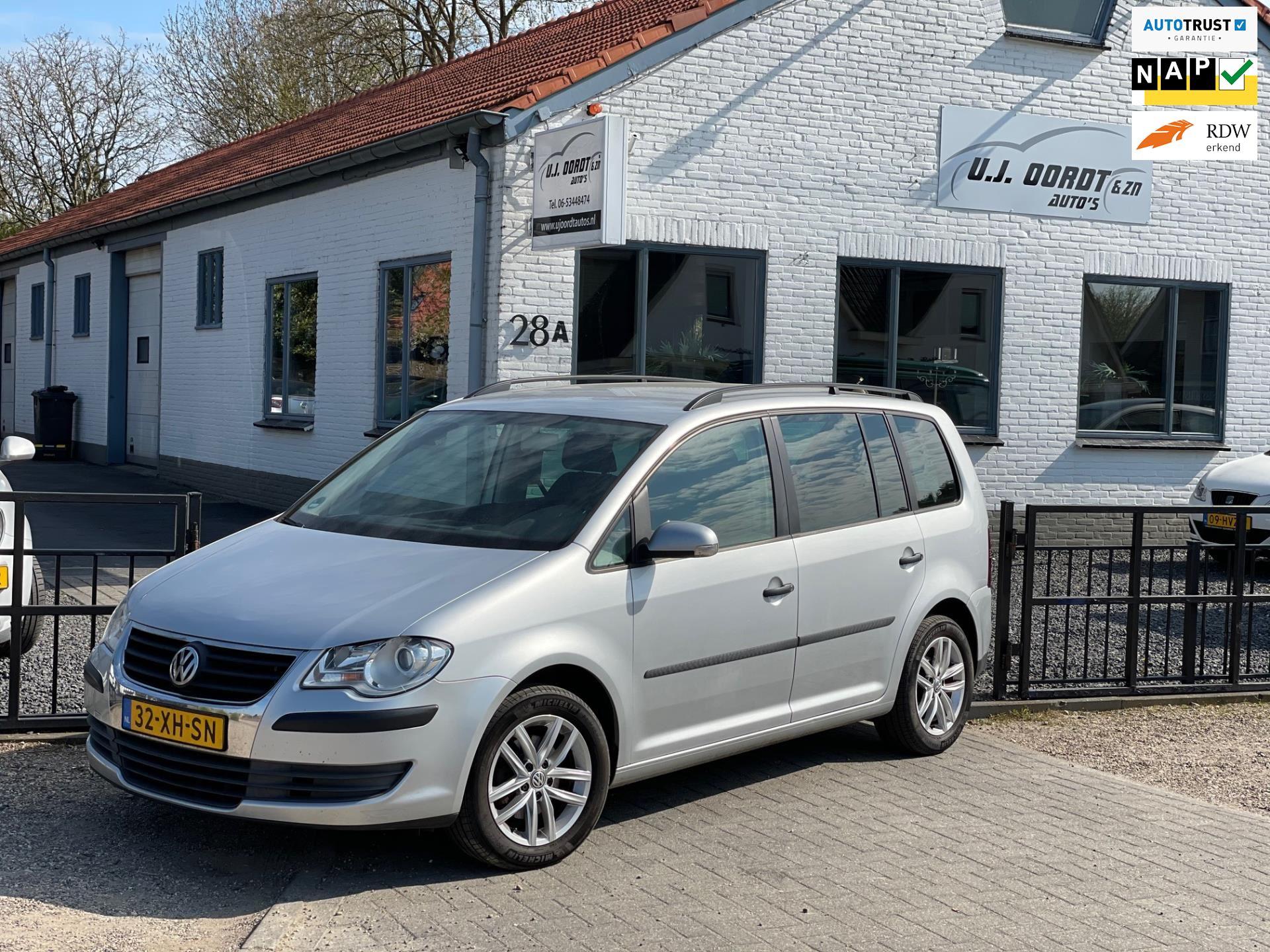 Volkswagen Touran occasion - U.J. Oordt Auto's