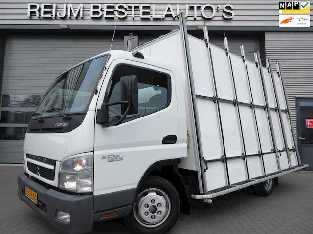 Mitsubishi Canter 3C15 glasresteel glaswagen glasrasteel