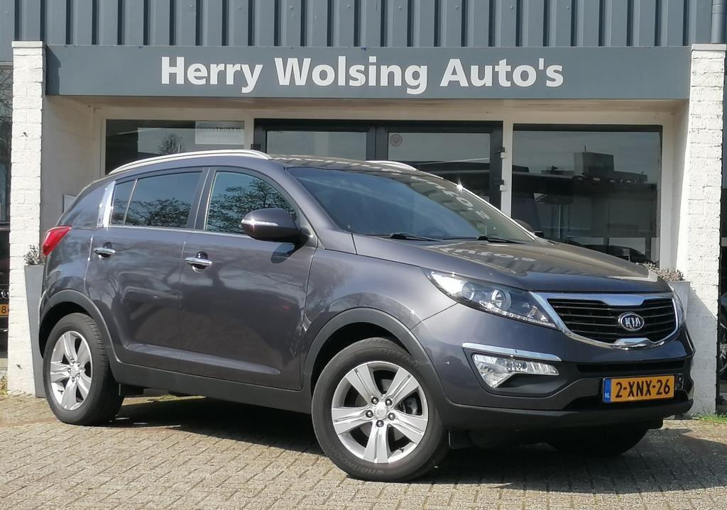 Kia Sportage occasion - Herry Wolsing Auto's