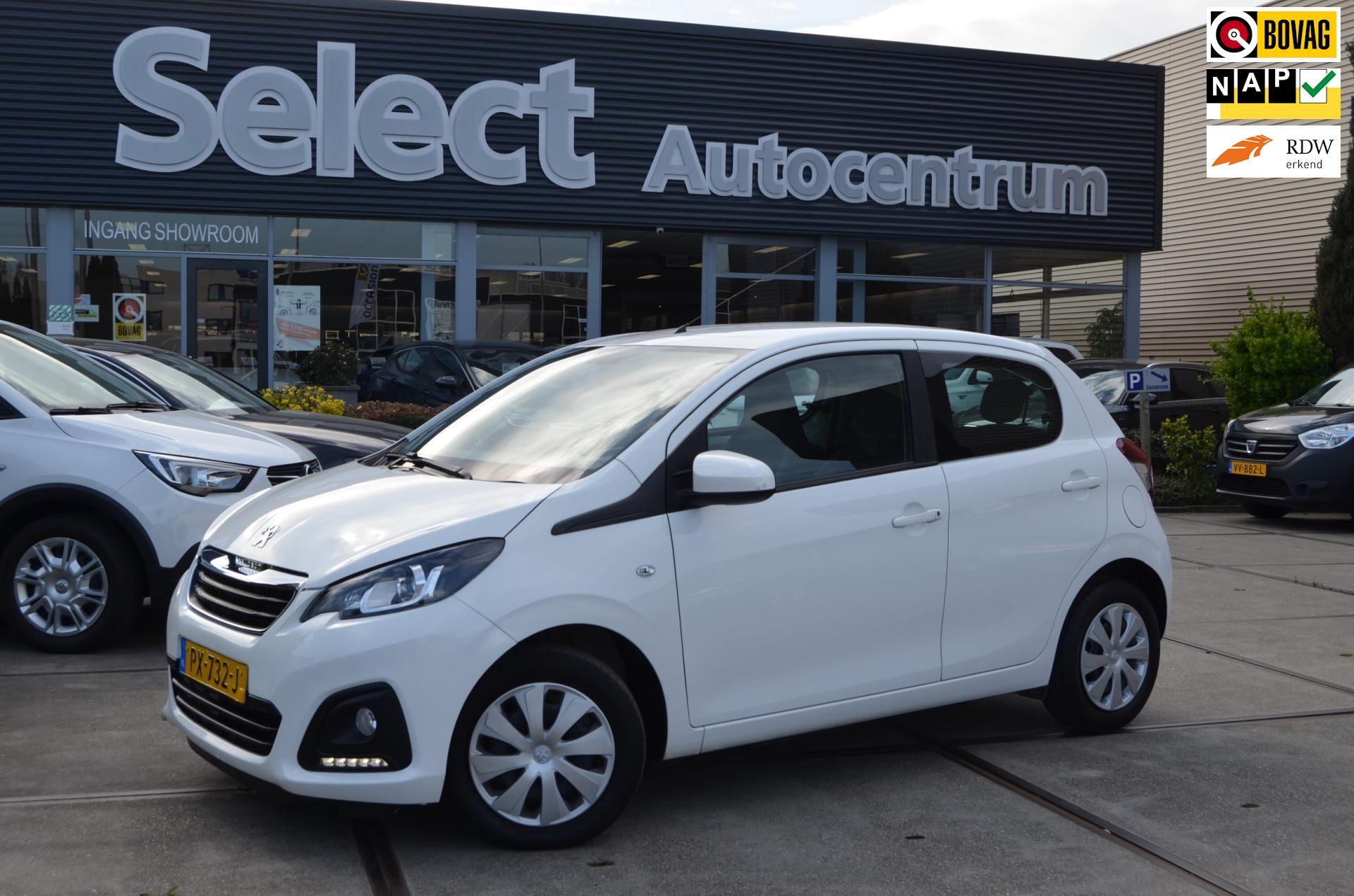 Peugeot 108 occasion - Select Autocentrum