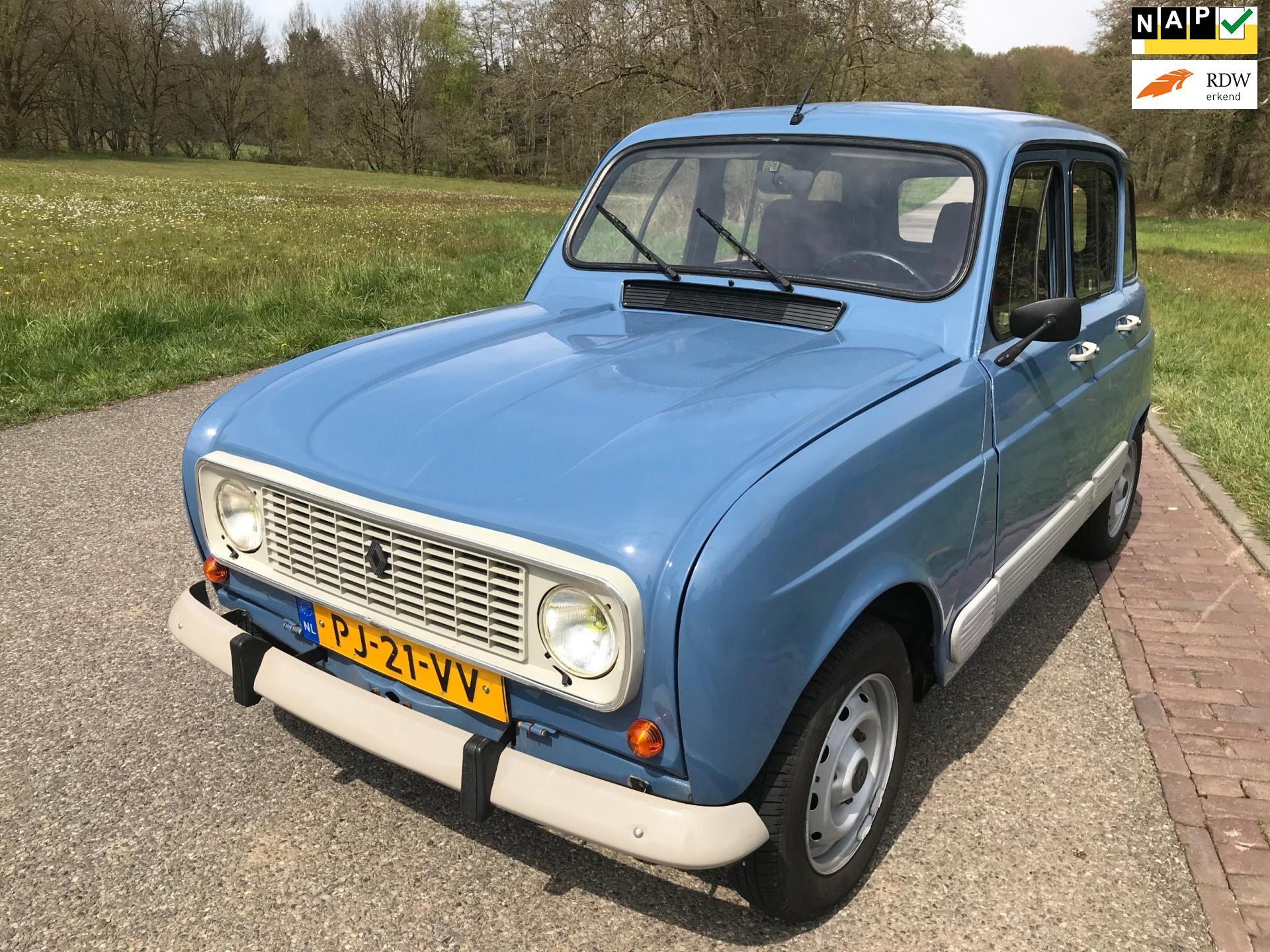 Renault 4 occasion - Autobedrijf Schoot