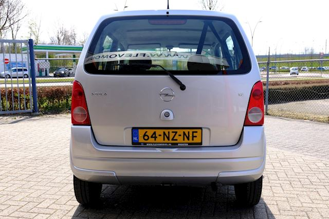 Opel Agila occasion - FLEVO Mobiel