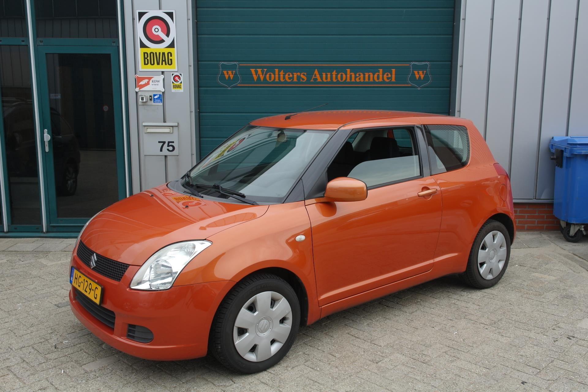 Suzuki Swift occasion - Wolters Autohandel