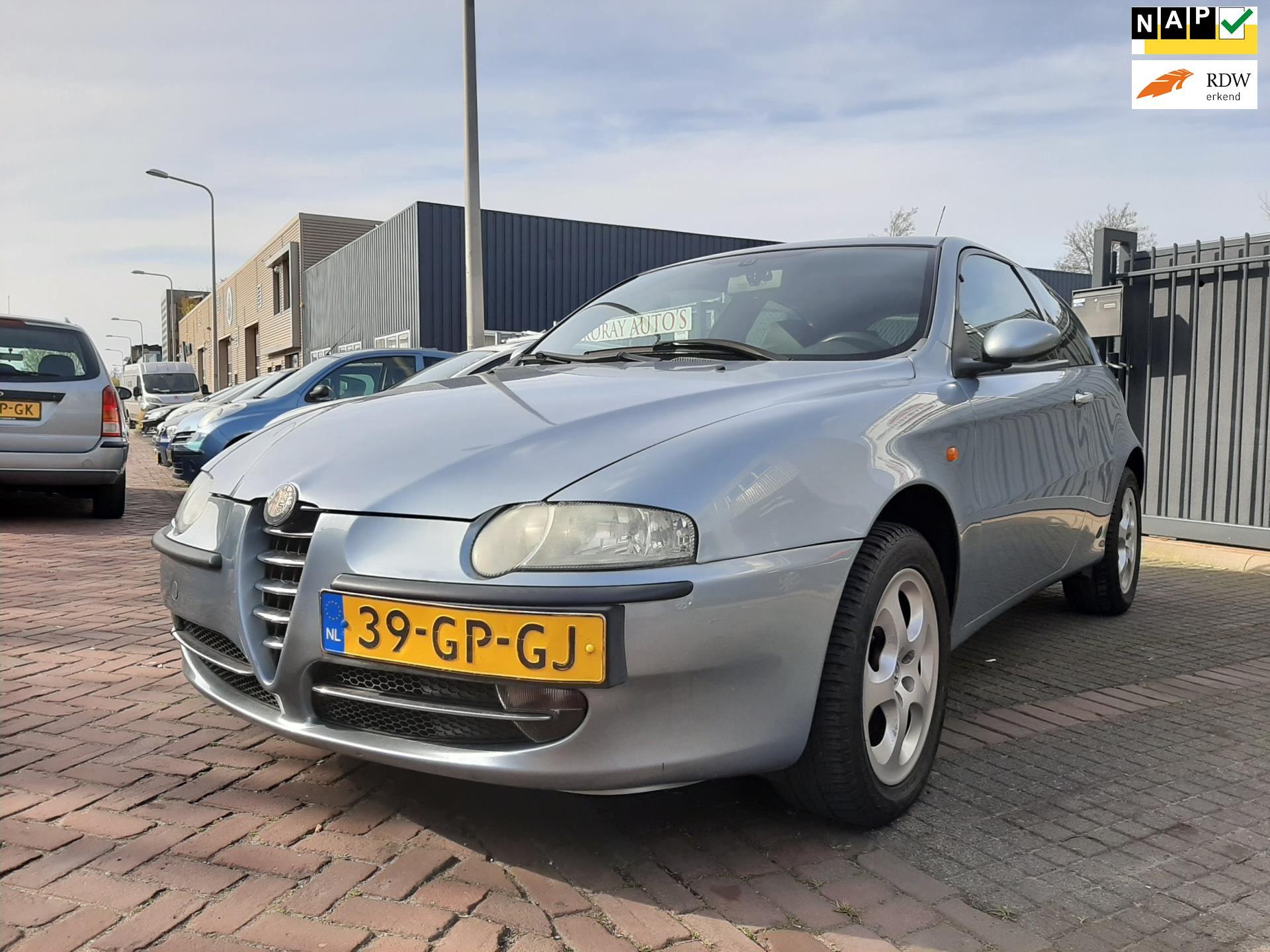 Alfa Romeo 147 occasion - Koray Auto's