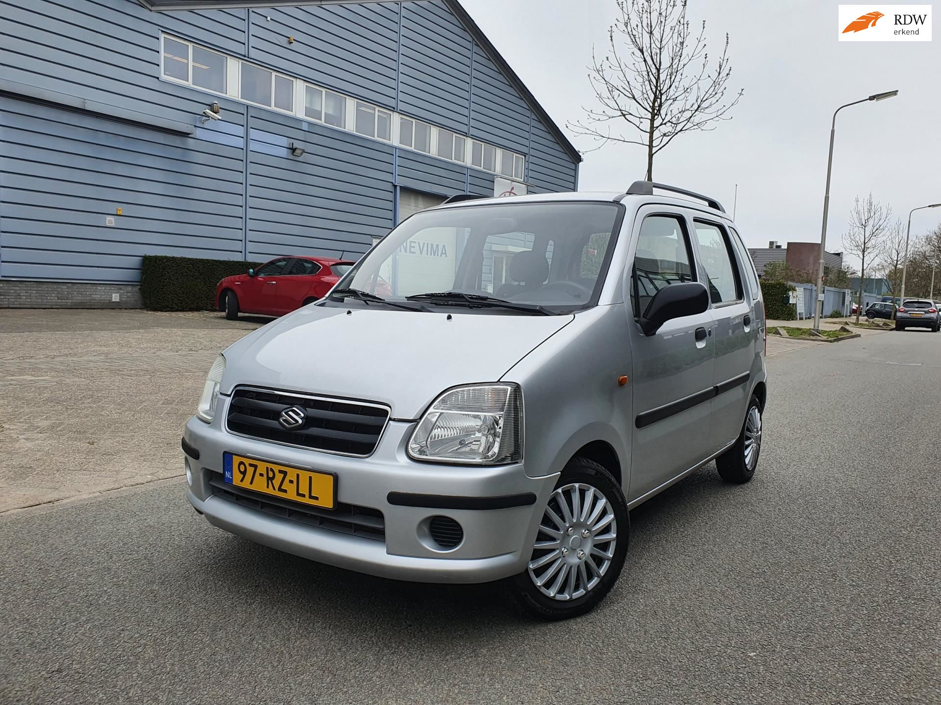 Suzuki Wagon R occasion - Autohandel Direct