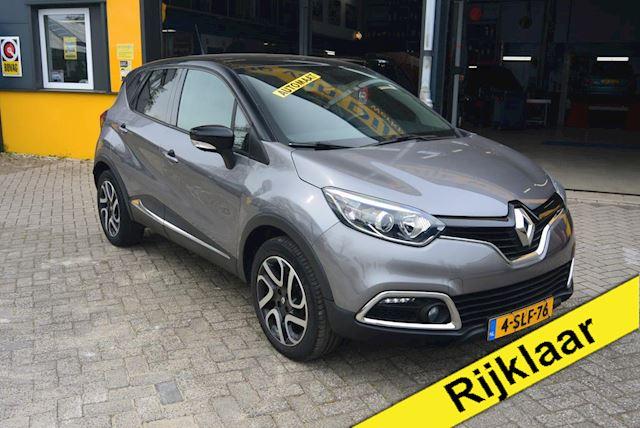 Renault Captur Automaat zonder afl.kosten + BOVAG garantie