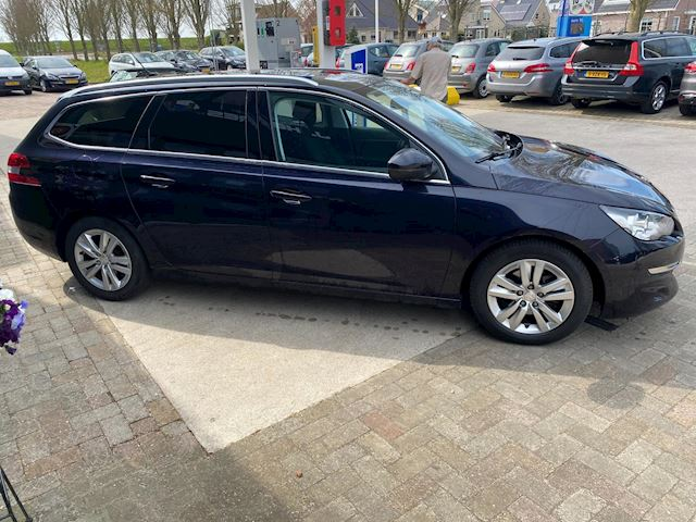 Peugeot 308 SW 1.6 BlueHDI Blue Lease Pack- Leer- Airco - Cruise - 100427 NAP