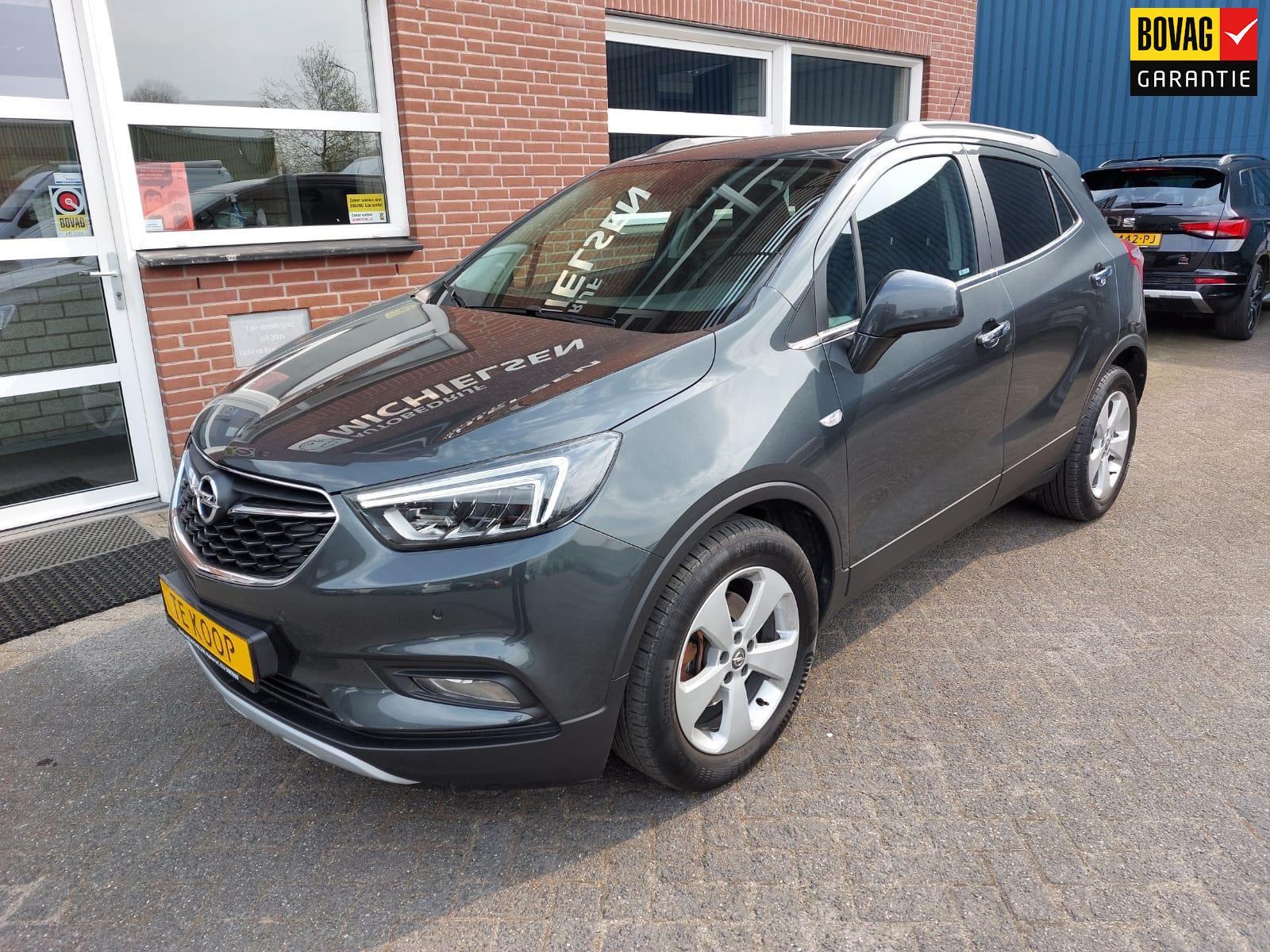 Opel Mokka X occasion - Autobedrijf Michielsen