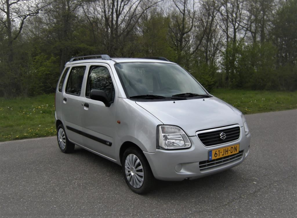 Suzuki Wagon R occasion - ZZP Autoos
