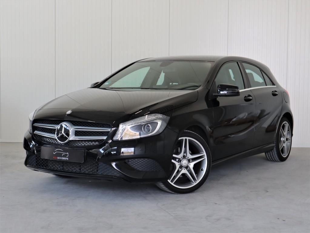Mercedes-Benz A-klasse occasion - RGH Occasions