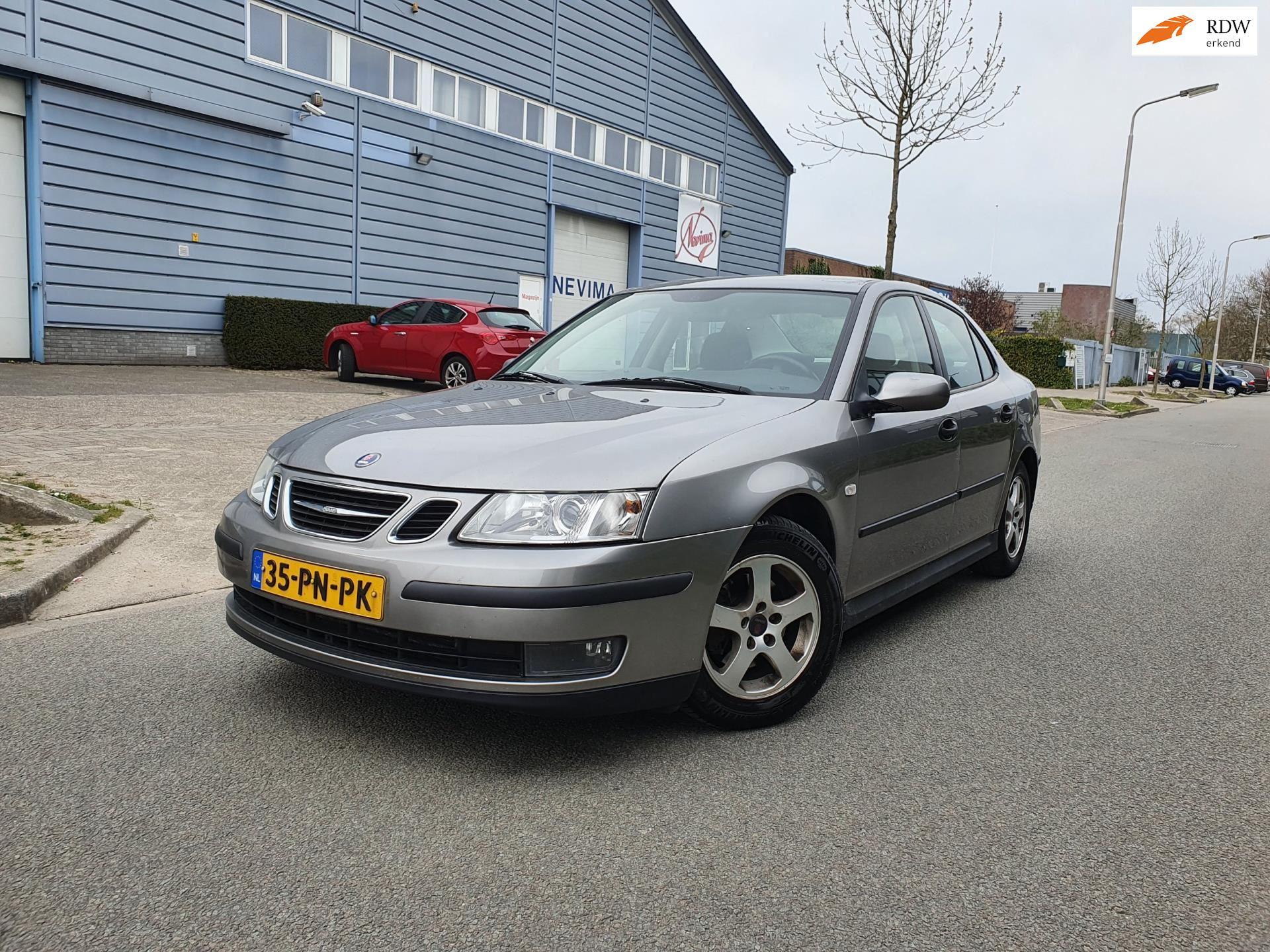 Saab 9-3 Sport Sedan occasion - Autohandel Direct