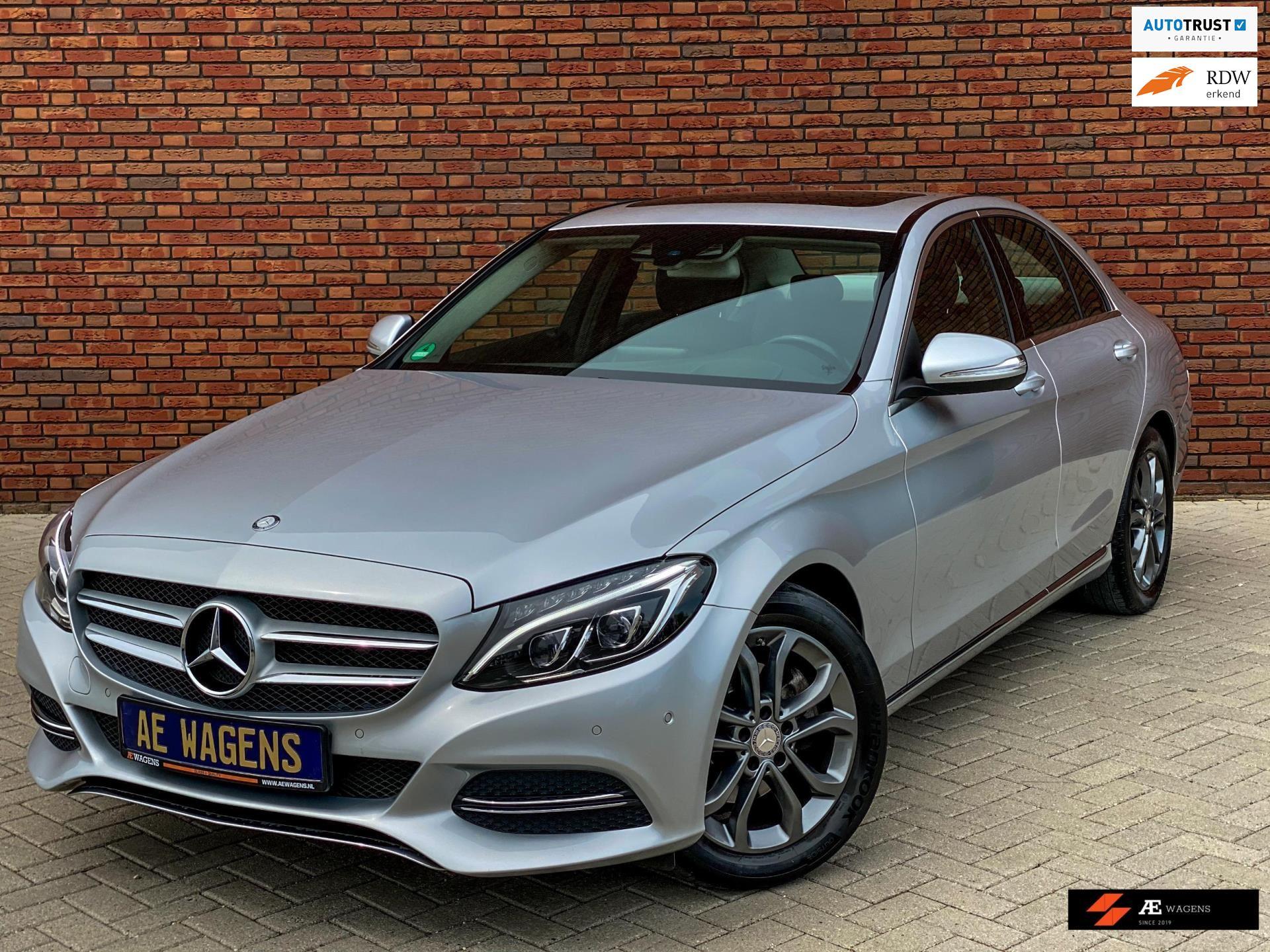 Mercedes-Benz C-klasse occasion - AE Wagens
