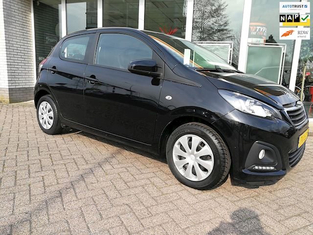 Peugeot 108 1.0 e-VTi Active / Airco / LED verlichting/ uitstekende staat!