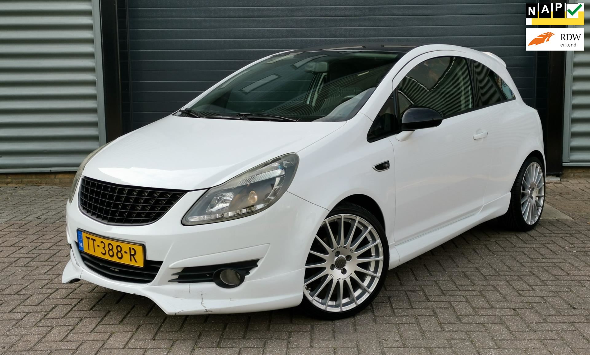 Opel Corsa occasion - Car Trade Nass