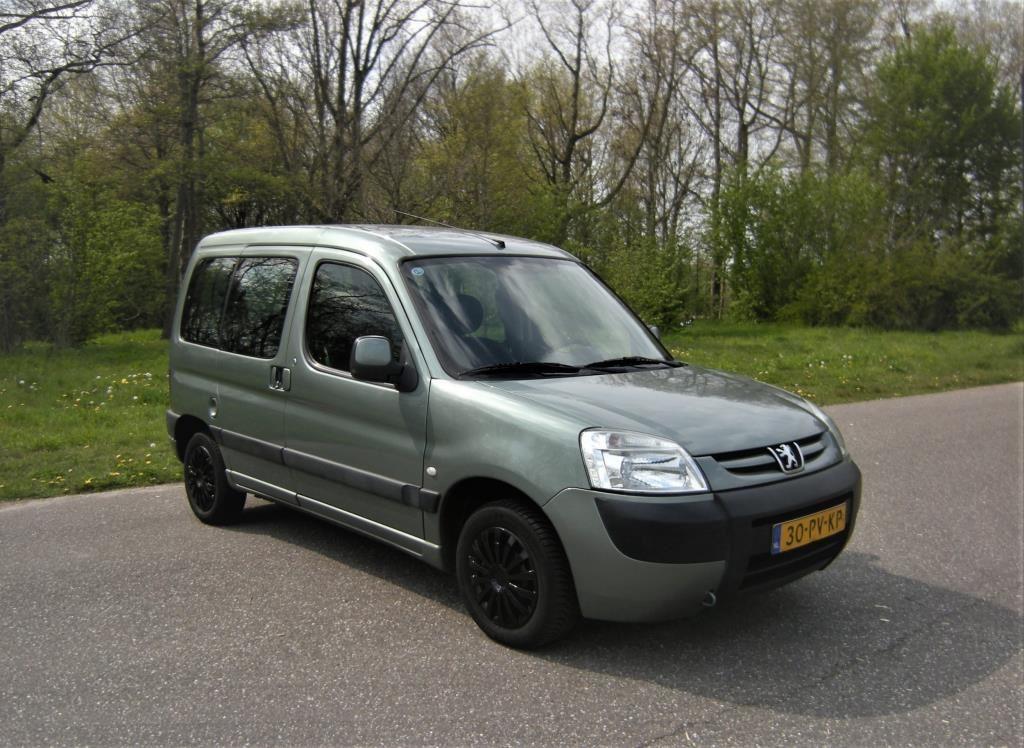 Peugeot Partner MPV occasion - ZZP Autoos
