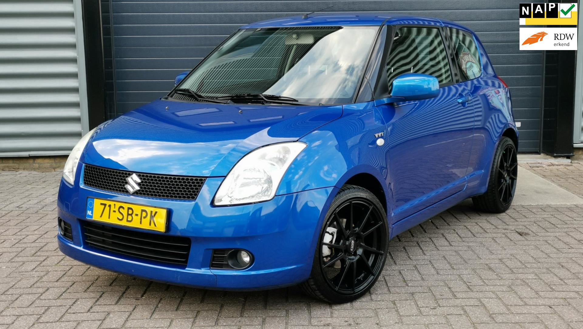 Suzuki Swift occasion - Car Trade Nass