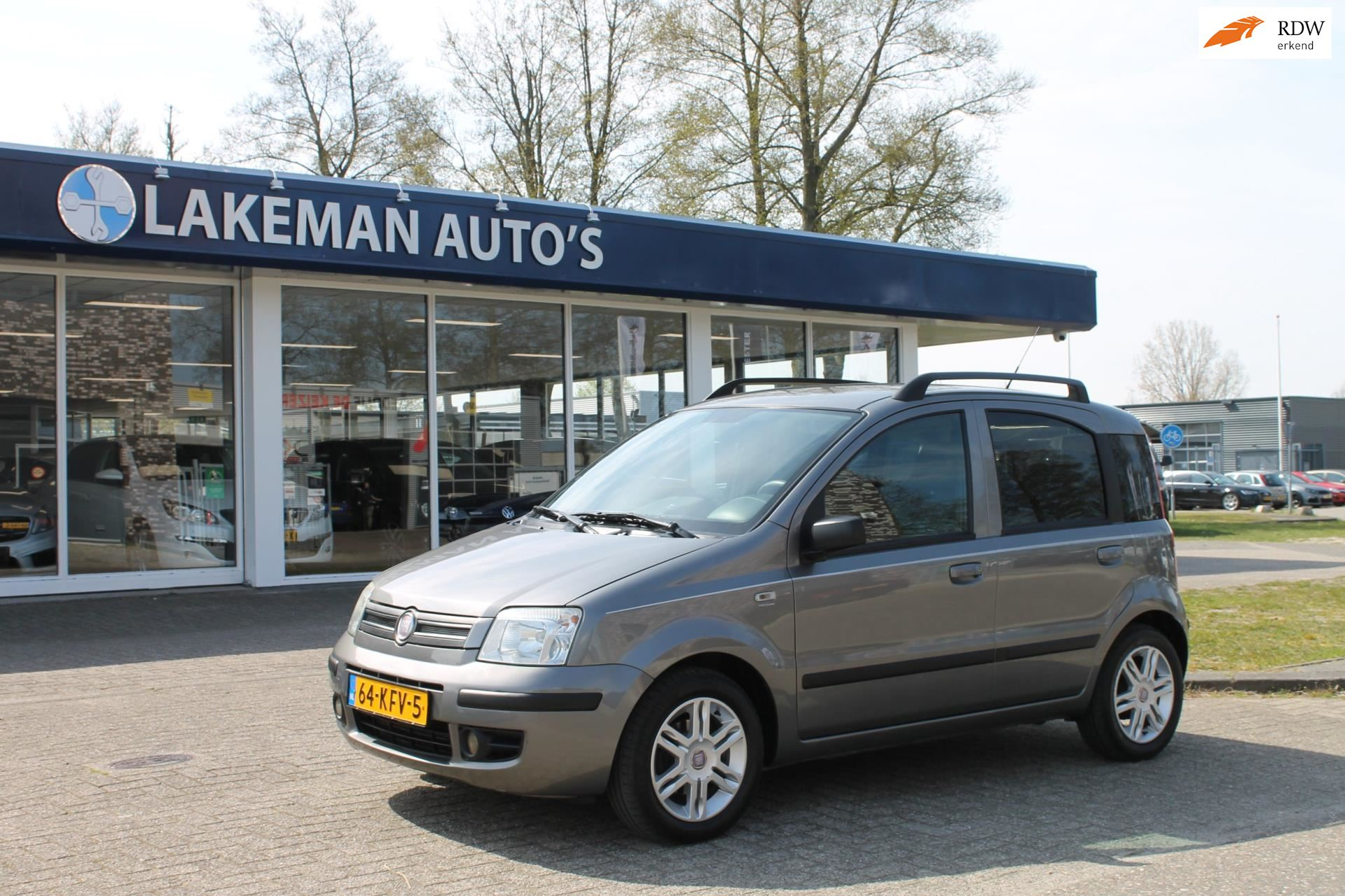 Fiat Panda occasion - Lakeman auto's Almere B.V.