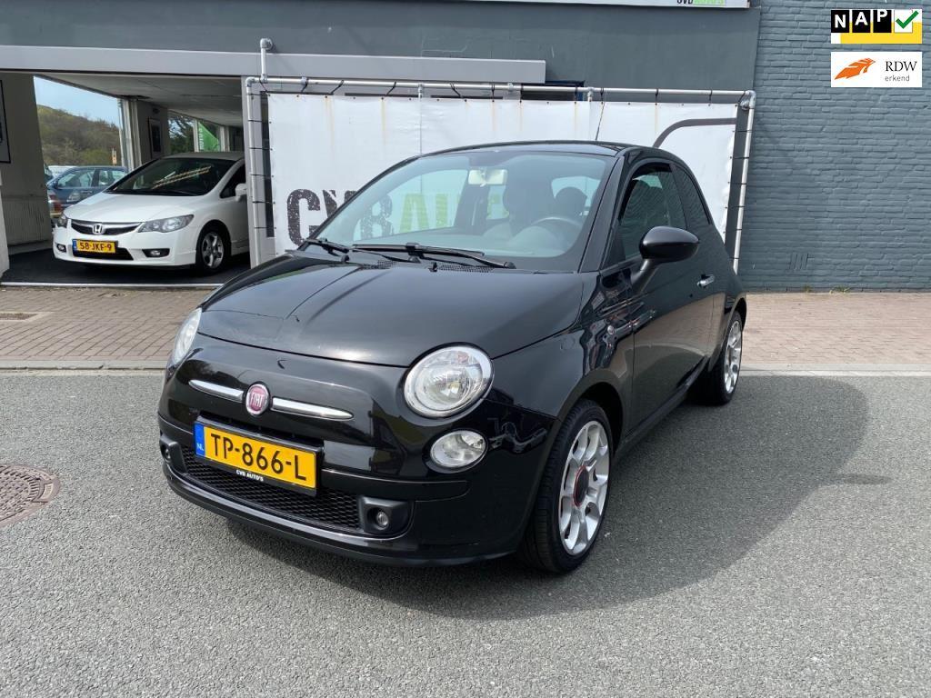 Fiat 500 occasion - CVB Auto's