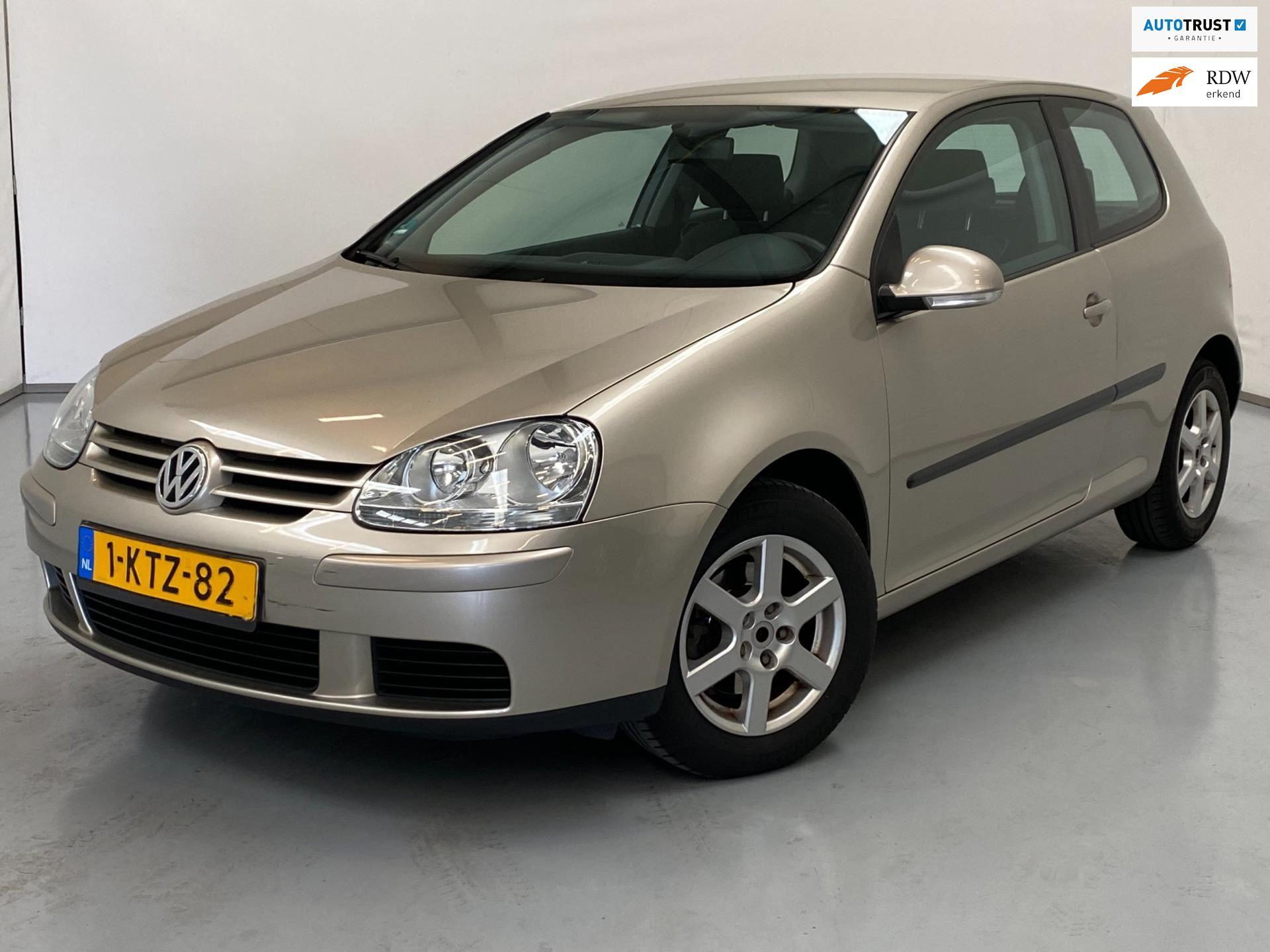 Volkswagen Golf occasion - Van den Brink Auto's