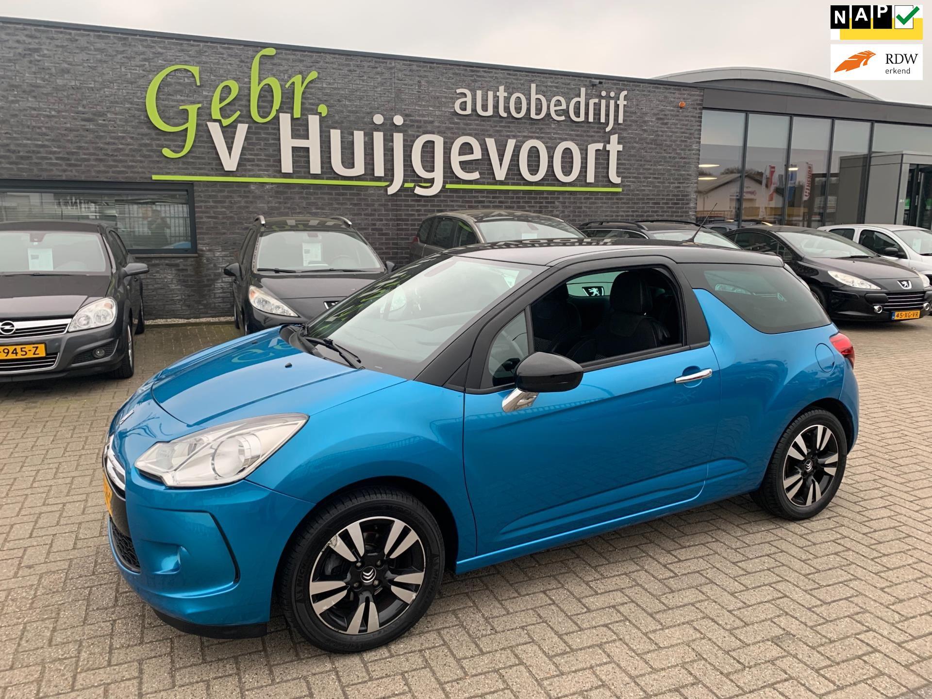 Citroen DS3 occasion - Autobedrijf van Huijgevoort