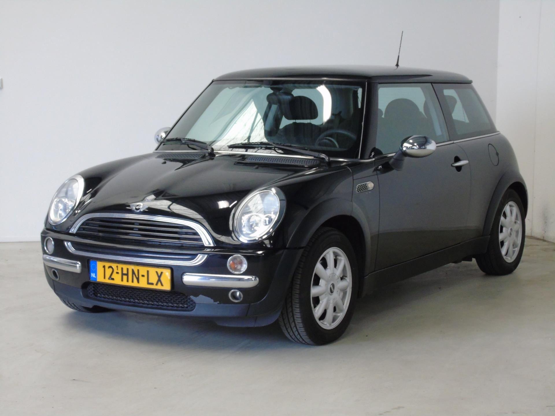 Mini Mini occasion - van Dijk auto's