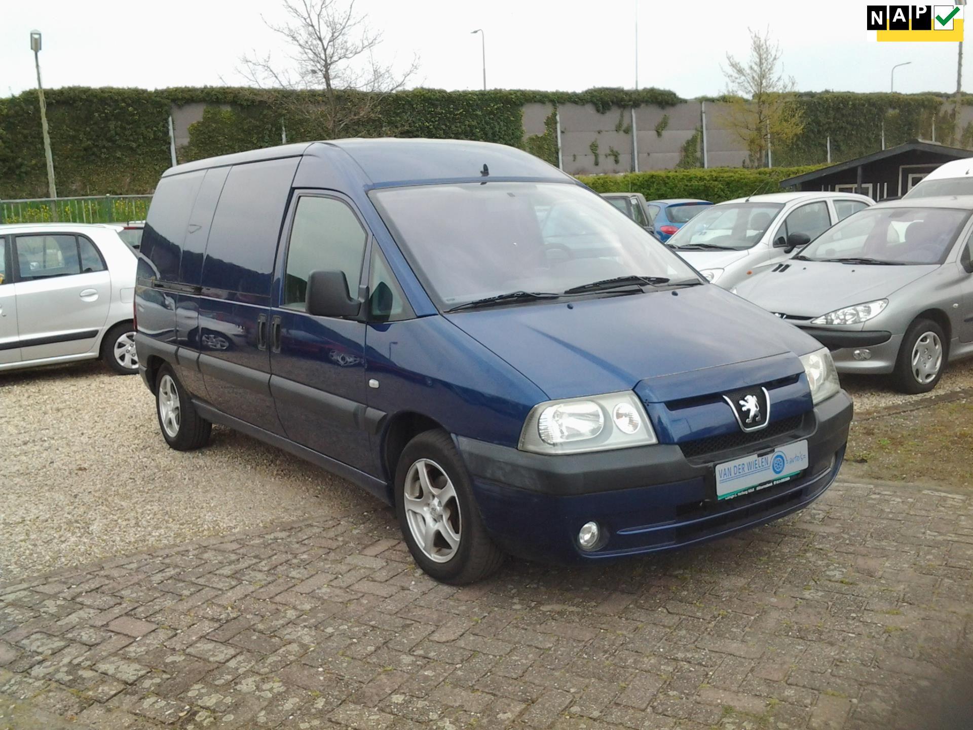 Peugeot Expert occasion - Van der Wielen Auto's