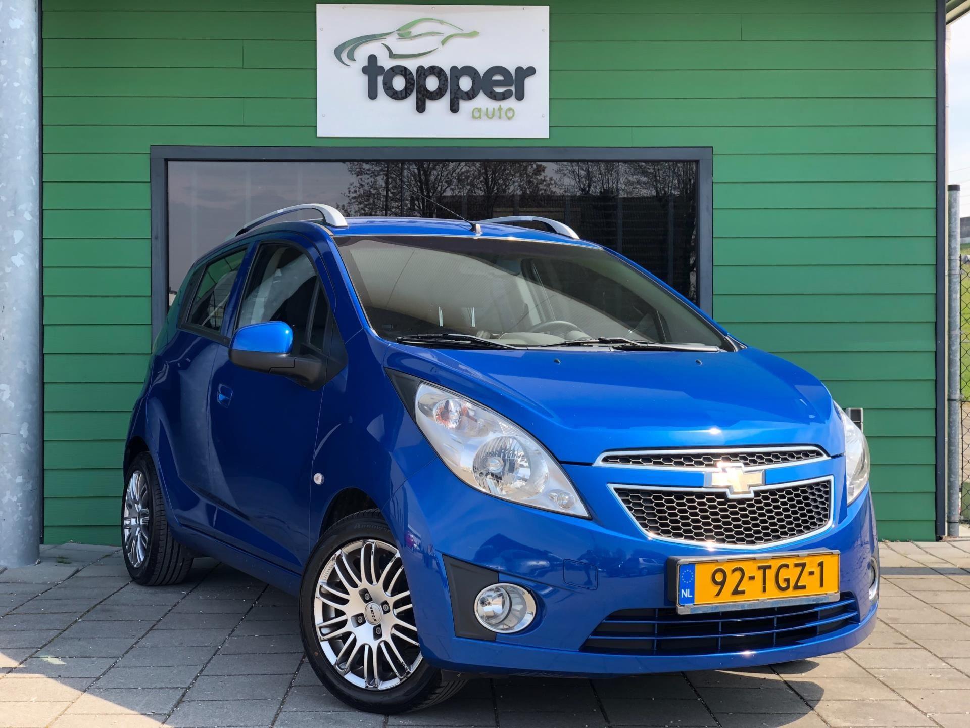 Chevrolet Spark occasion - Topper Auto
