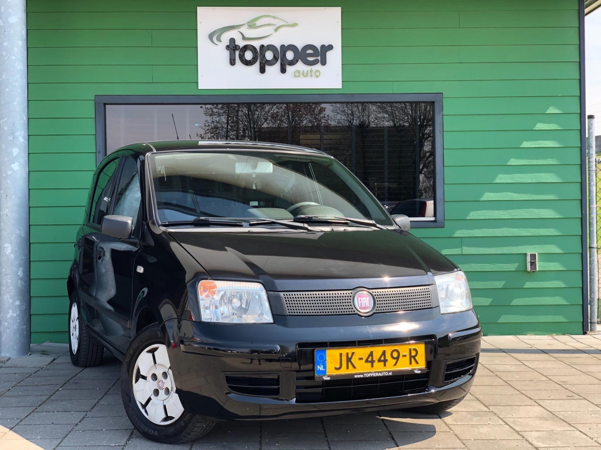 Fiat Panda occasion - Topper Auto
