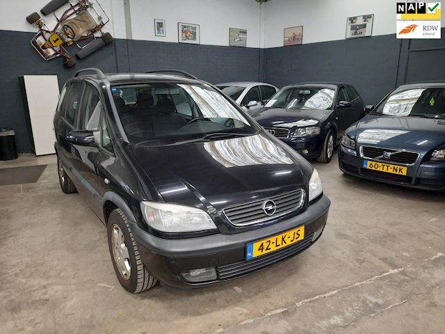 Opel Zafira occasion - AUTOBEDRIJF SLIKKER