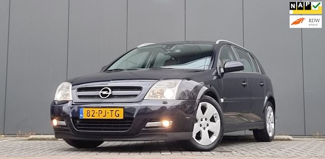 Opel Signum 2.2i 16V Cosmo 1e Eigenaar Koelkast Leer Vol opties