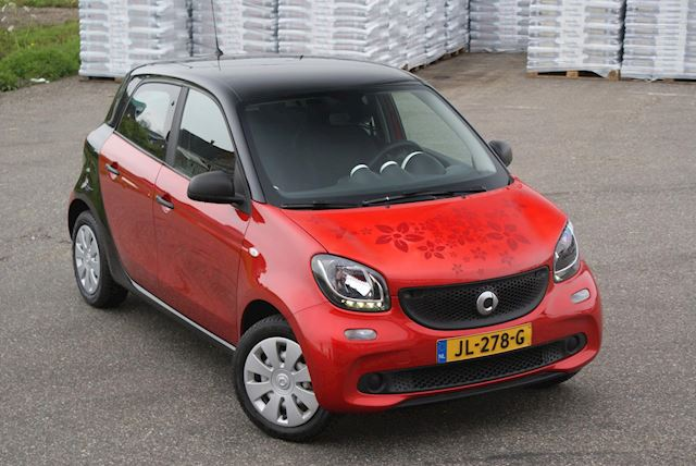 Smart Forfour 1.0 Pure Flower Edition * Airco *