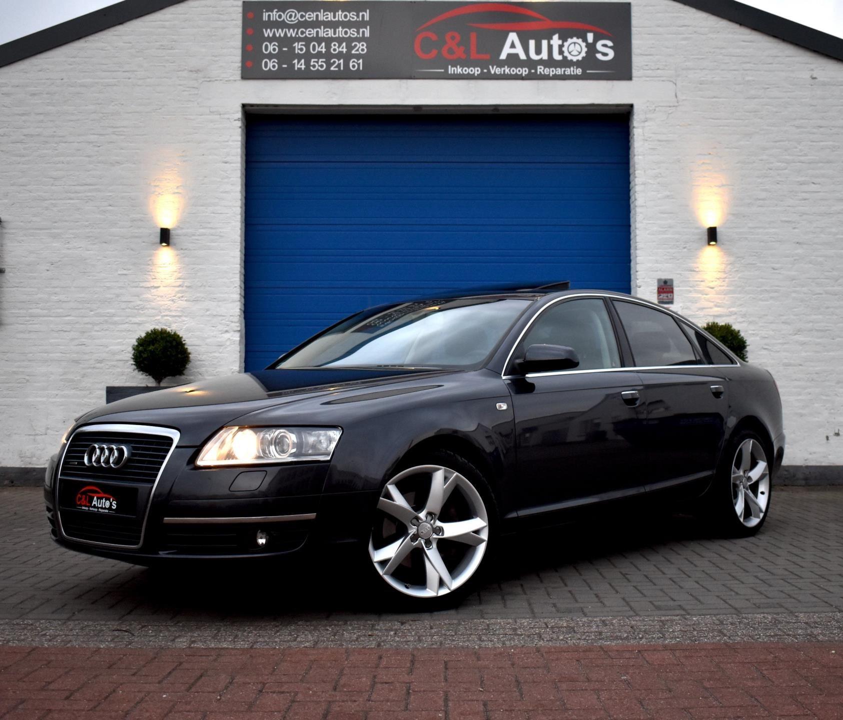 Audi A6 occasion - C&L Auto's