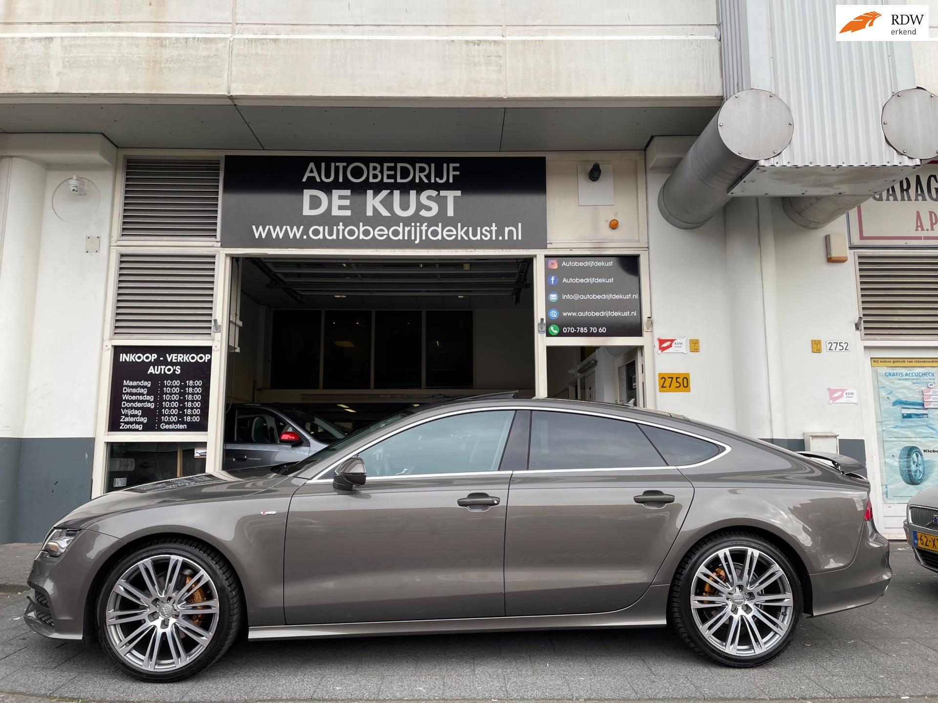 Audi A7 Sportback occasion - Autobedrijf De Kust B.V.