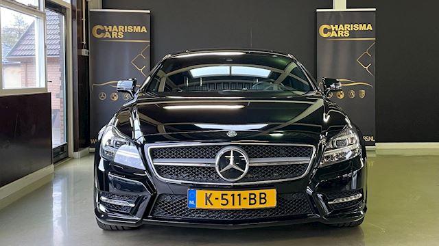 Mercedes-Benz CLS-klasse Shooting Brake  - 500 AMG 408pk Full-Options Dealer Onderhouden