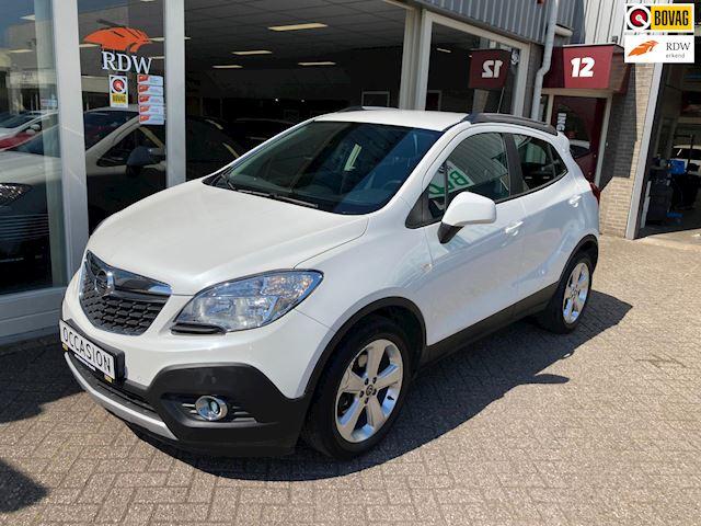 Opel Mokka 1.4 T Edition 4x4 1 jaar garantie