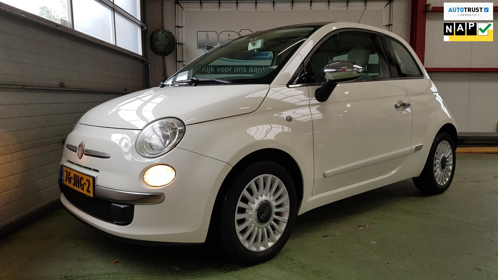 Fiat 500 occasion - Peters Auto's