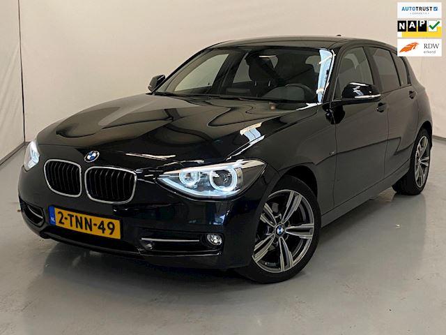 BMW 1-serie 116d Executive Aut / Navi / Sport / 5 Drs / NL Auto