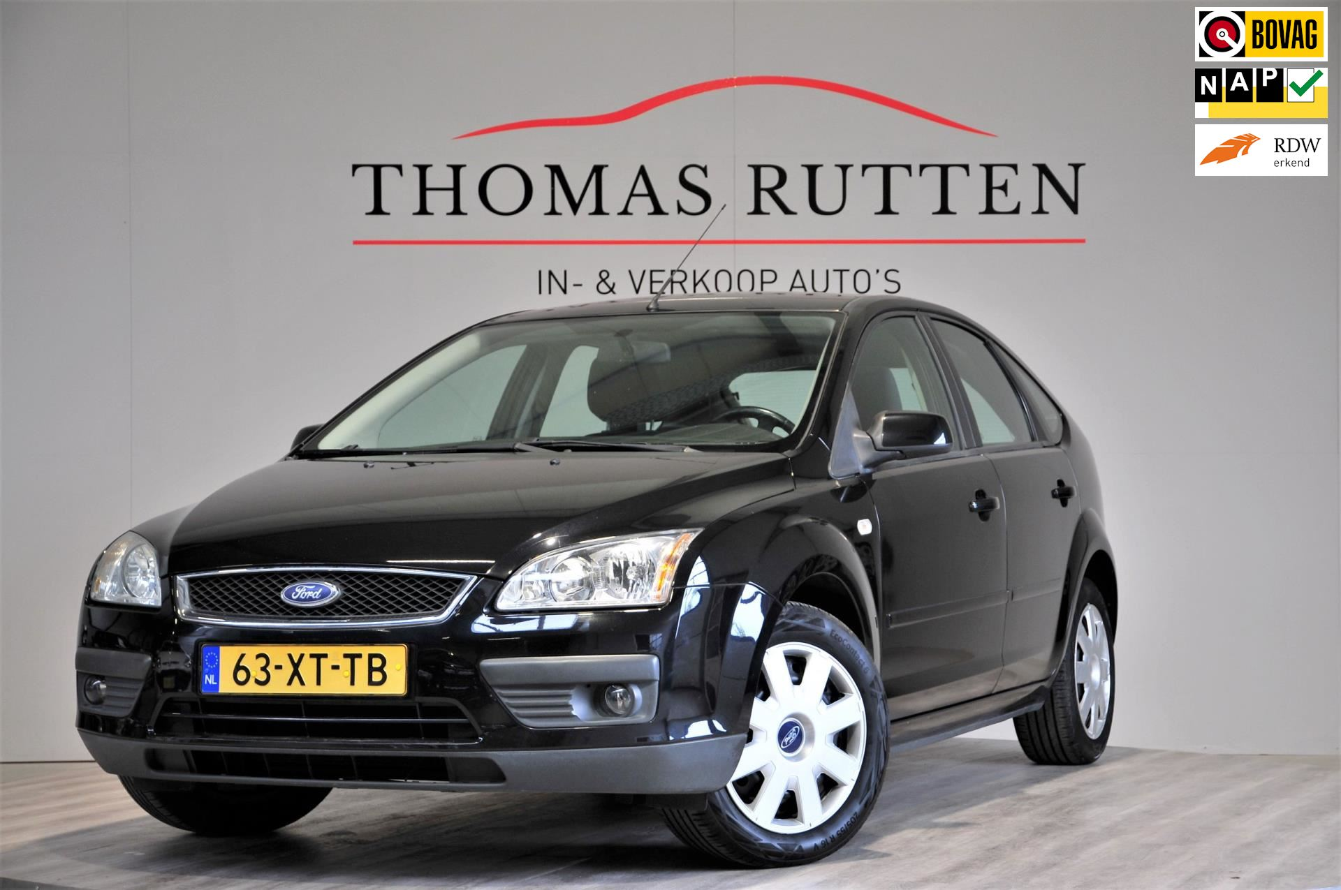 Ford Focus occasion - Autobedrijf Thomas Rutten