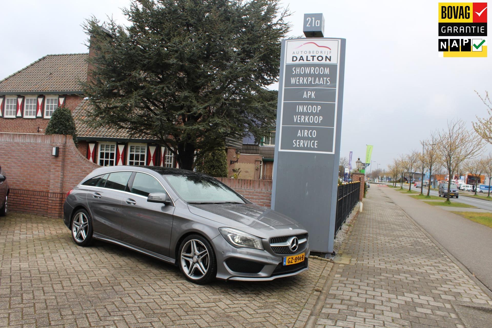 Mercedes-Benz CLA-klasse Shooting Brake occasion - Autobedrijf Dalton