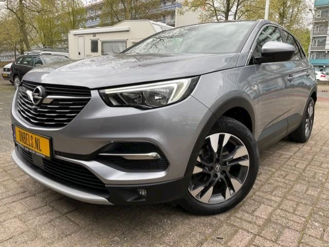 Opel Grandland X 1.2 Turbo Ultimate Navi/Camera/Pano/El Klep