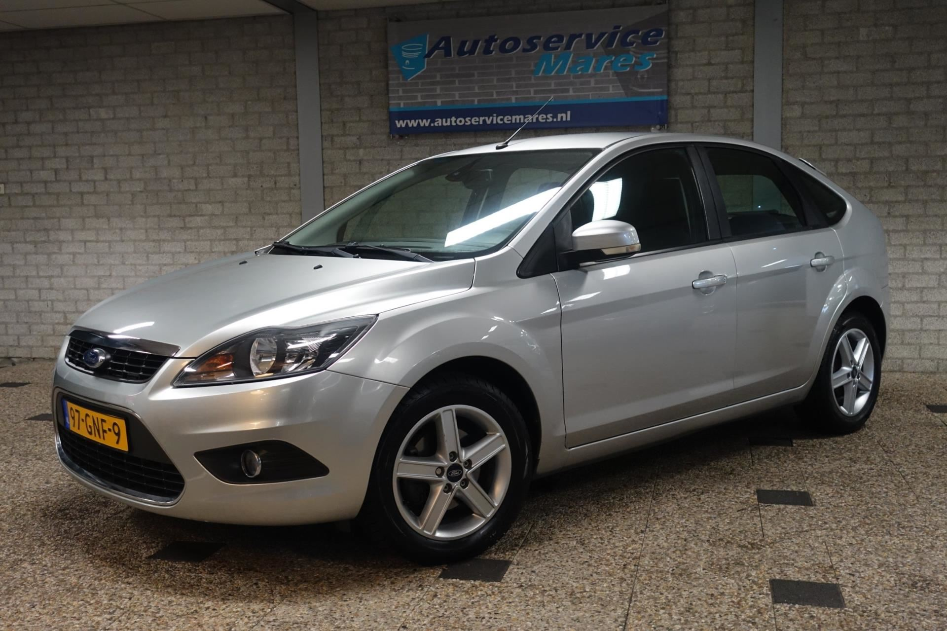 Ford Focus occasion - Autoservice Mares