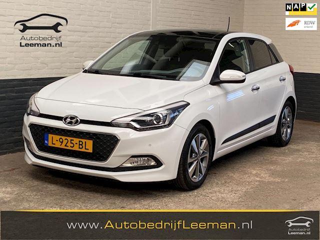 Hyundai I20 occasion - Autobedrijf L. Leeman