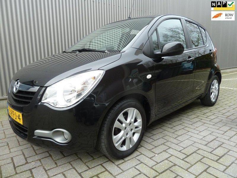 Opel Agila occasion - Auto040