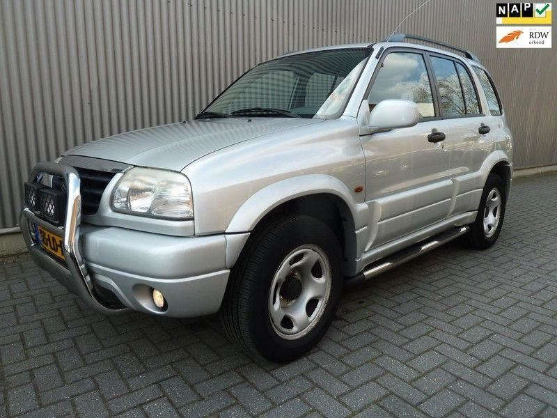 Suzuki Grand Vitara occasion - Auto040